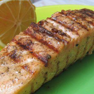 Atlantic Salmon Prepaired