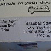 Baseball Steaks
