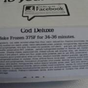 Cod Deluxe