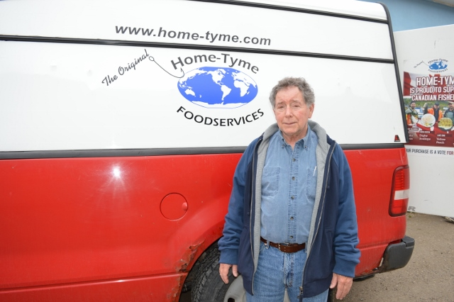 Home-Tyme Foodservice Delivery Driver | James Hughes
