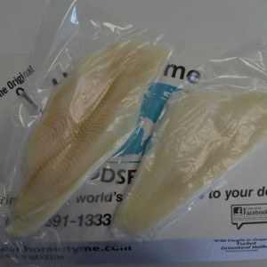 Fish Delivery - Halibut
