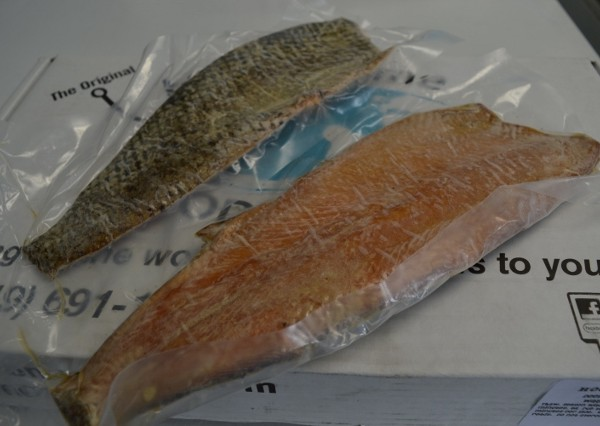 Fish Delivery - Smoked Trout