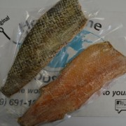 Frozen Fish Delivery - Smoked Trout
