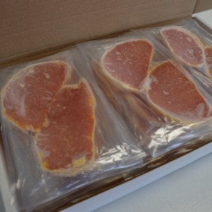 Frozen Meat Delivery - Peameal Bacon