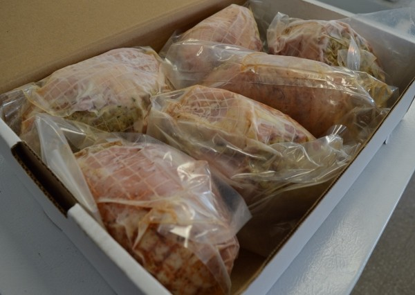 Grocery Delivery - Stuffed Chicken