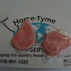 Ontario Fish Delivery - Tuna Fillet