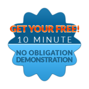 No Obligation 10 minute Demonstration