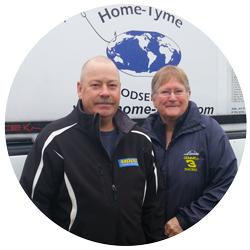 Doug & Barbara Weatherall