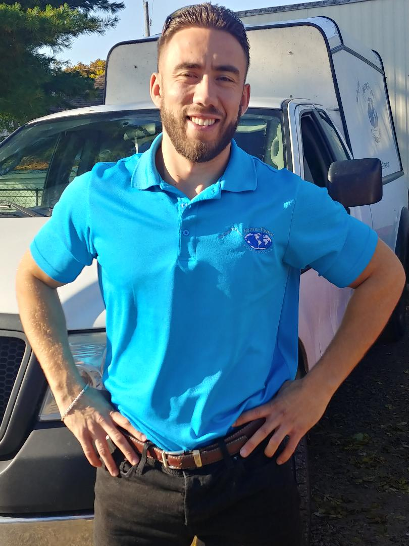 Home-Tyme Foodservice Delivery Driver | Matthew Cline